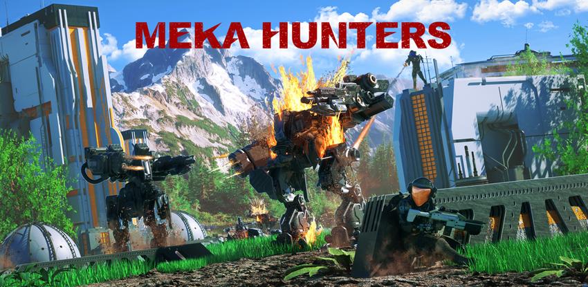 Meka Hunters .io APK