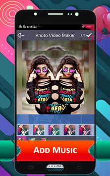 Image Video Editor Photo to Video Maker With Music screenshot 5