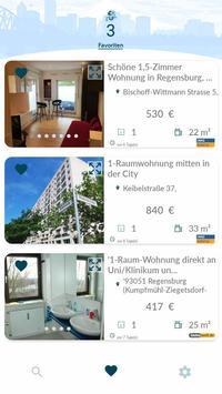 ImmoRobo - Wohnungen, Häuser, WG's screenshot 1