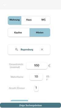 ImmoRobo - Wohnungen, Häuser, WG's screenshot 2