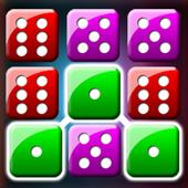 Dice Puzzle Match 3 icon