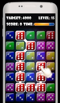 Dice Puzzle Match 3 screenshot 8