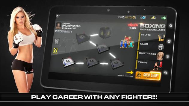 Boxing - Fighting Clash screenshot 8
