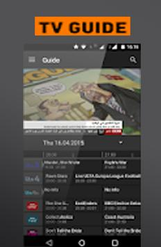 New Zattoo TV App Live Television HD Stream Hints screenshot 1