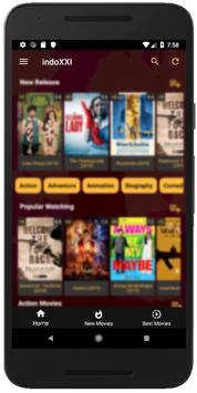 Semi IndoXXI HD - Nonton Film Gratis  & Trailer screenshot 1
