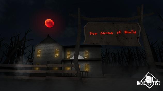 The curse of evil Emily: Adventure Horror Game-poster