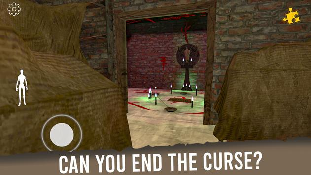 The curse of Emily: Horror Game in the Woods screenshot 3