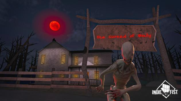 The curse of Emily: Horror Game in the Woods screenshot 6
