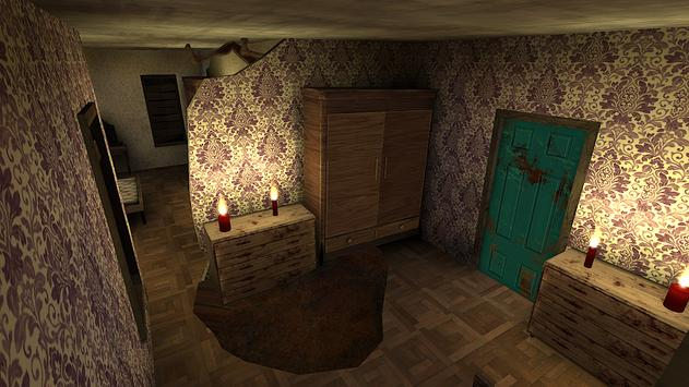 The curse of evil Emily: Adventure Horror Game screenshot 8