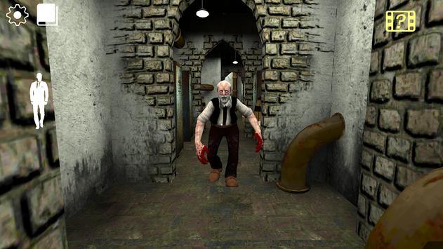 Erich Sann :The scary Academy of the horror screenshot 1