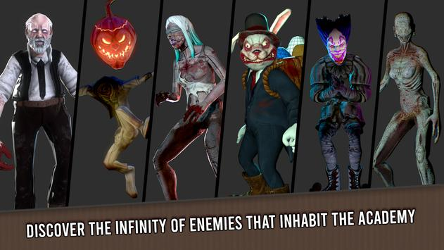 Evil Erich Sann: The death zombie game. ảnh chụp màn hình 4