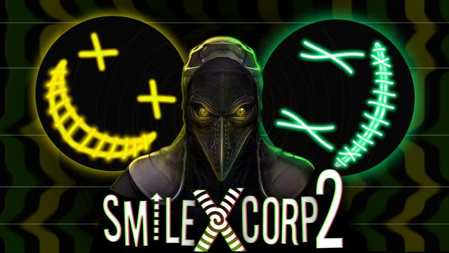 Smiling-X 2: Escape and survival horror games poster