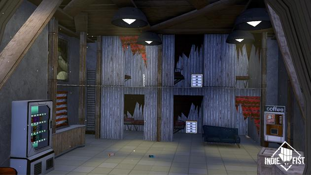 Smiling-X 2: Escape and survival horror games screenshot 6