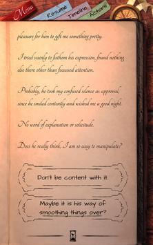 When Silence Fell - A Dark Interactive Story imagem de tela 13
