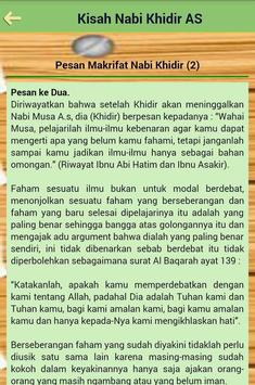 Kisah Nabi Khidir AS screenshot 23