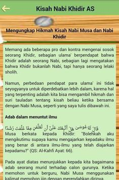 Kisah Nabi Khidir AS screenshot 20