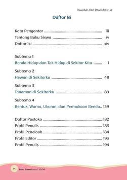 Buku Siswa Kelas 1 Tema 7 Revisi 2017 screenshot 1