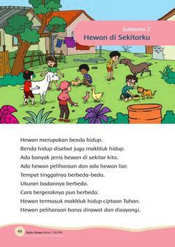 Buku Siswa Kelas 1 Tema 7 Revisi 2017 screenshot 3