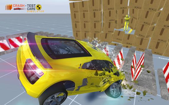 Car Crash Test R8 Sport screenshot 4