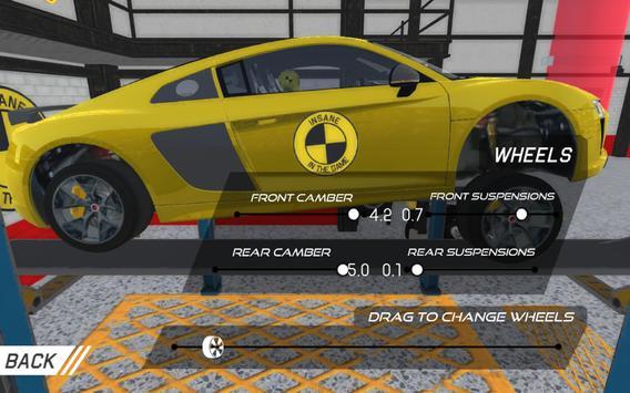 Car Crash Test R8 Sport screenshot 6