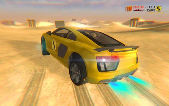 Car Crash Test R8 Sport screenshot 7