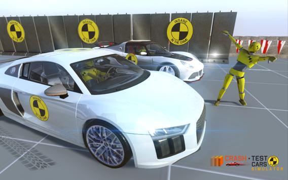Car Crash Test R8 Sport screenshot 8