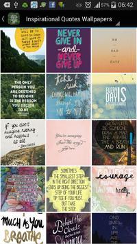 Inspirational Quote Wallpapers screenshot 8