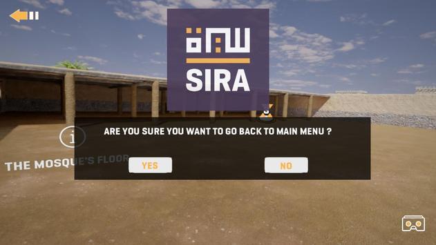 SIRA VR - Life of Prophet Muhammad ﷺ screenshot 1
