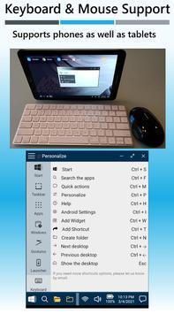 Win-X Launcher (No ads) screenshot 4