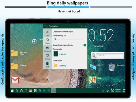 Win-X Launcher (No ads) screenshot 17