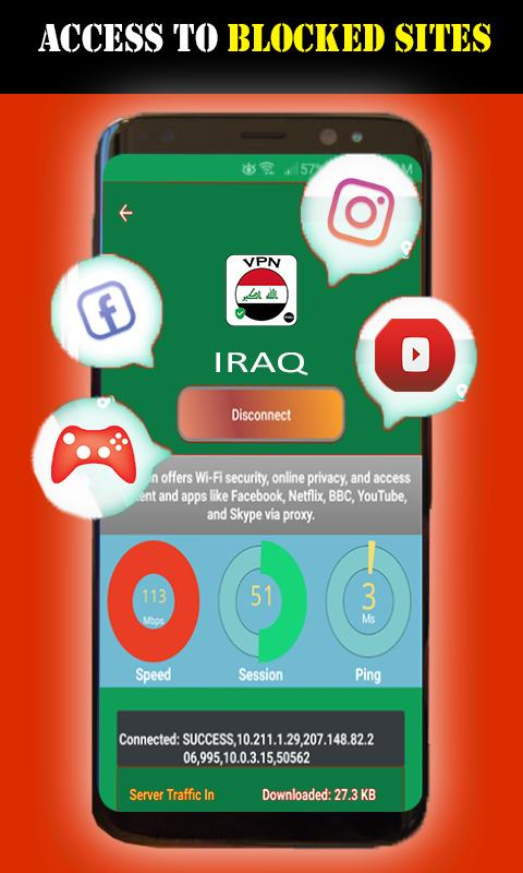 IraQ Vpn for Android - APK Download