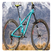 Picture of the best mountain bike model icon
