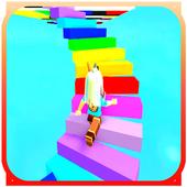 Jumping Into Rainbows icon