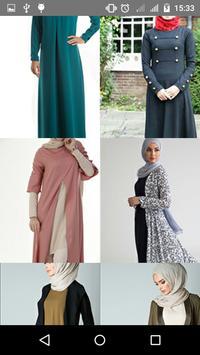 23e6b0857 ... احدث موديلات فساتين حجاب 2019. captura de pantalla 2 ...