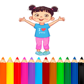 Coloring For Girls icon