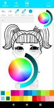 Coloring For Girls screenshot 11