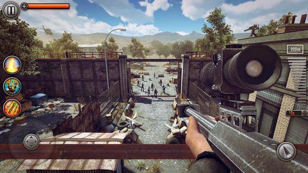 Last Hope Sniper постер