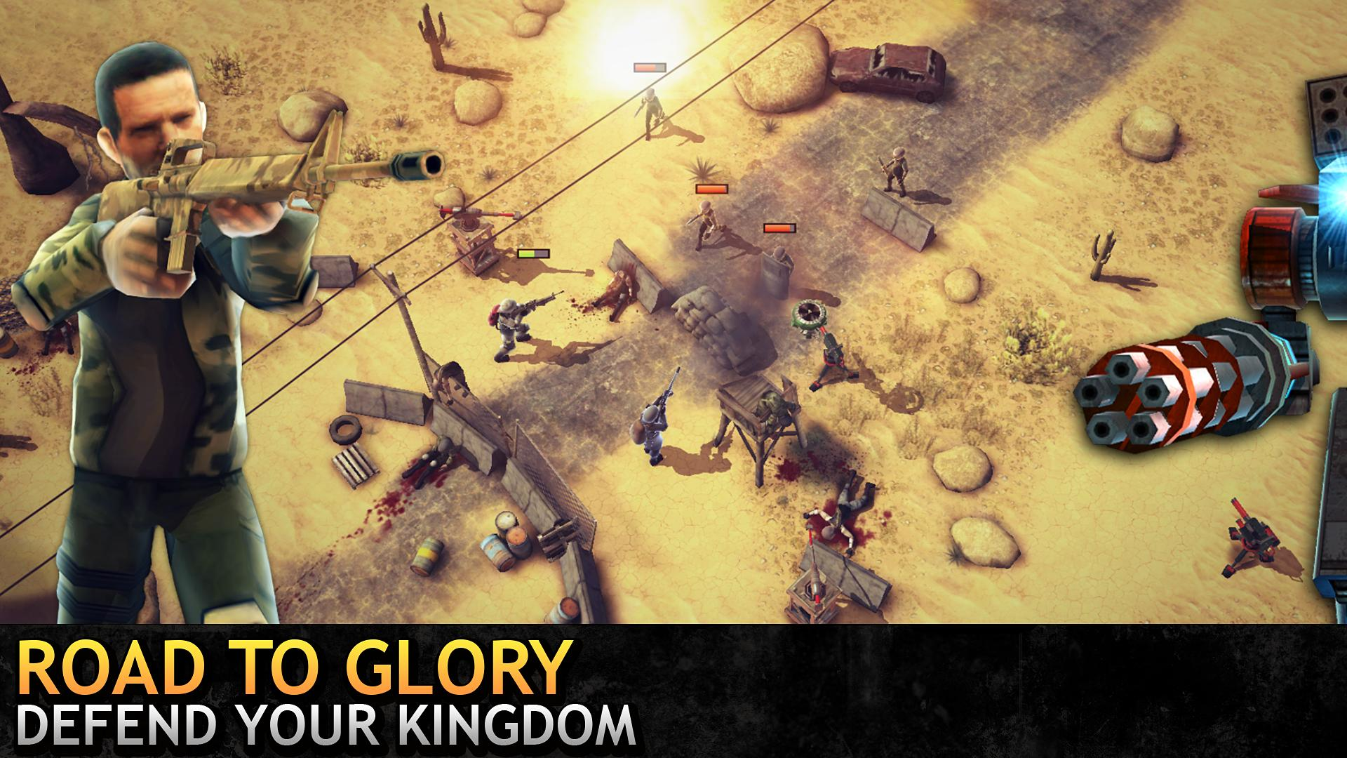 Last Hope TD for Android - APK Download
