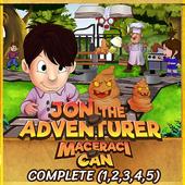 Jon The Adventurer Complete Season icon