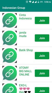 Group Link App - Join Unlimited WA Group screenshot 2