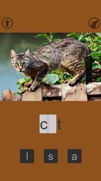 Animals Name Spelling screenshot 2
