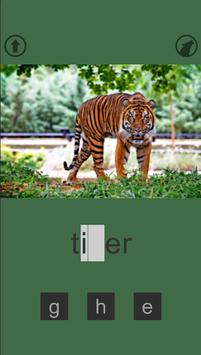 Animals Name Spelling screenshot 3