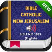 Bible Catholic New Jerusalem icon
