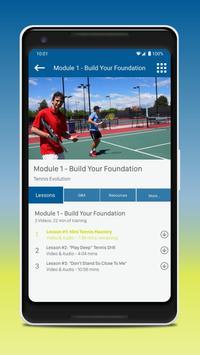 Tennis Evolution imagem de tela 3