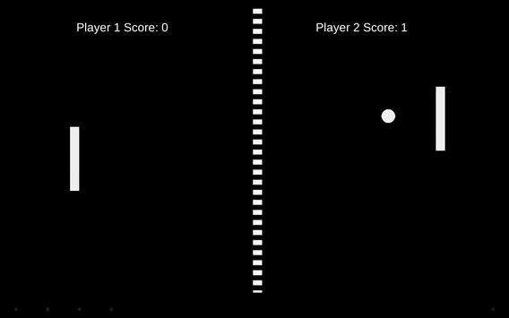 Ping Pong 2D screenshot 2