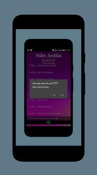 lagu nike ardila - suara hati | Offline screenshot 2