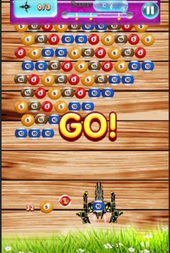 Snooker Bubble Shoot screenshot 1