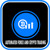 Automated Forex And CryptoTrading bot icon