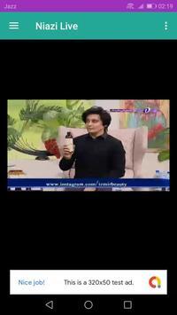 Niazi Live tv screenshot 1