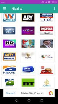 Niazi Live tv screenshot 4